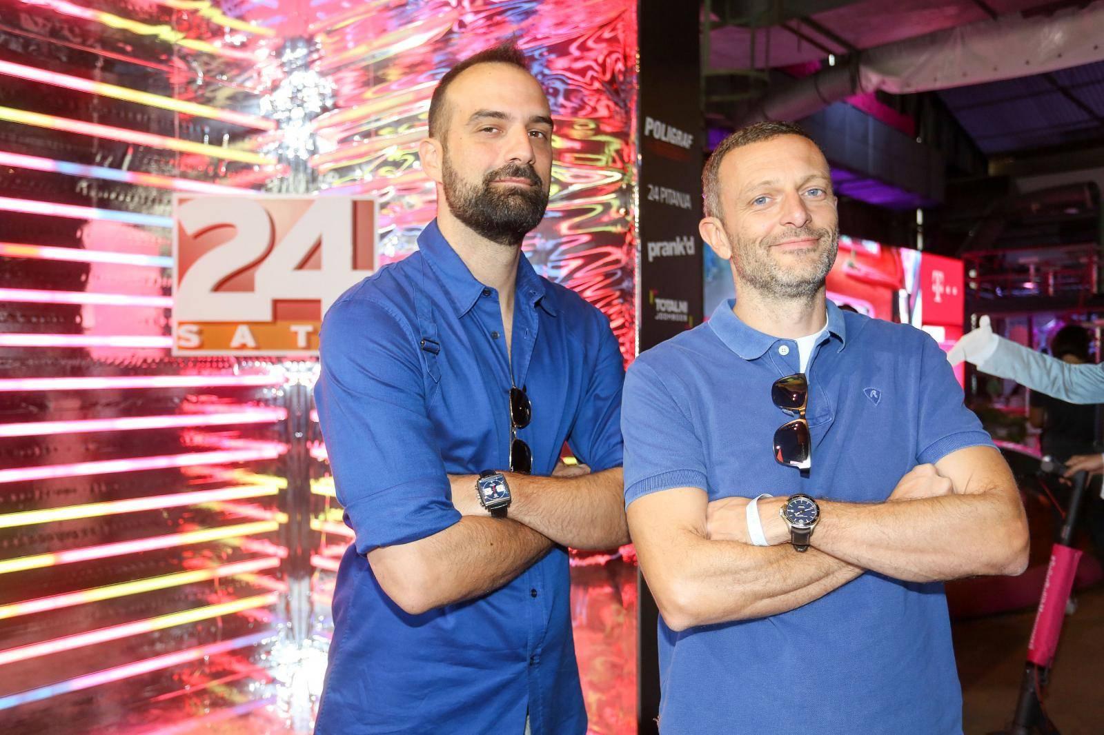 Juraj Šebalj i Ivan Šarić družili se s fanovima: 'Pratimo vas...'