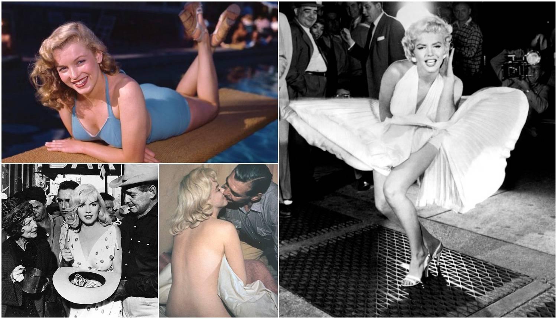 Marilyn bi danas slavila 94. rođendan: Udomili je 11 puta, a za gole fotke dobila je 50 dolara
