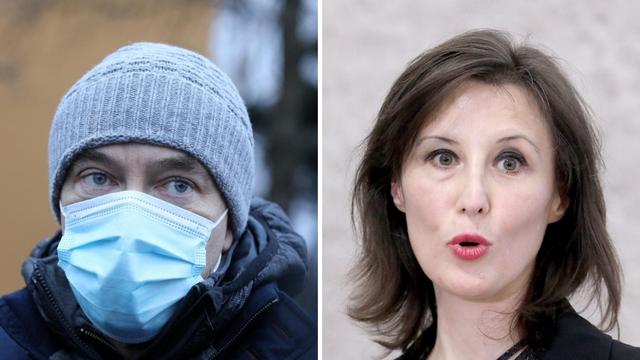 Kovačević: Dalija Orešković me molila za posao u Janafu; Dalija: 'Pred njim da klečim?'