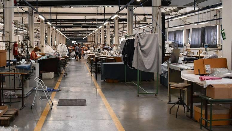 Broj zaposlenih u industriji pao 0,2 posto na mjesečnoj razini