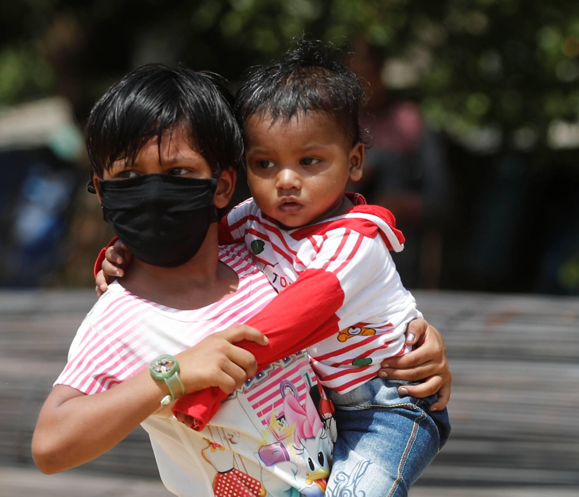 The spread of the coronavirus disease (COVID-19) in Mumbai