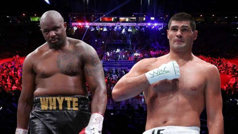 'Rekli su da je Hrgović iduća velika stvar. Pa stavite ga onda u ring s Dillianom Whyteom...'