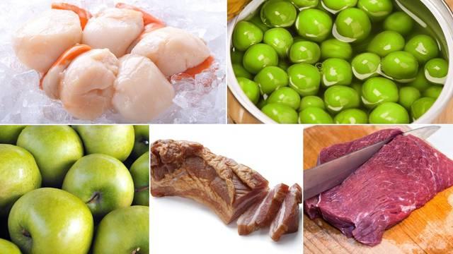 Krivotvorena hrana - evo kako ćete ju lako prepoznati i izbjeći