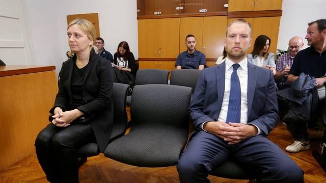 Zagreb: Započelo suđenje Tomislavu Sauchi i Sandri Zeljko za aferu Dnevnice