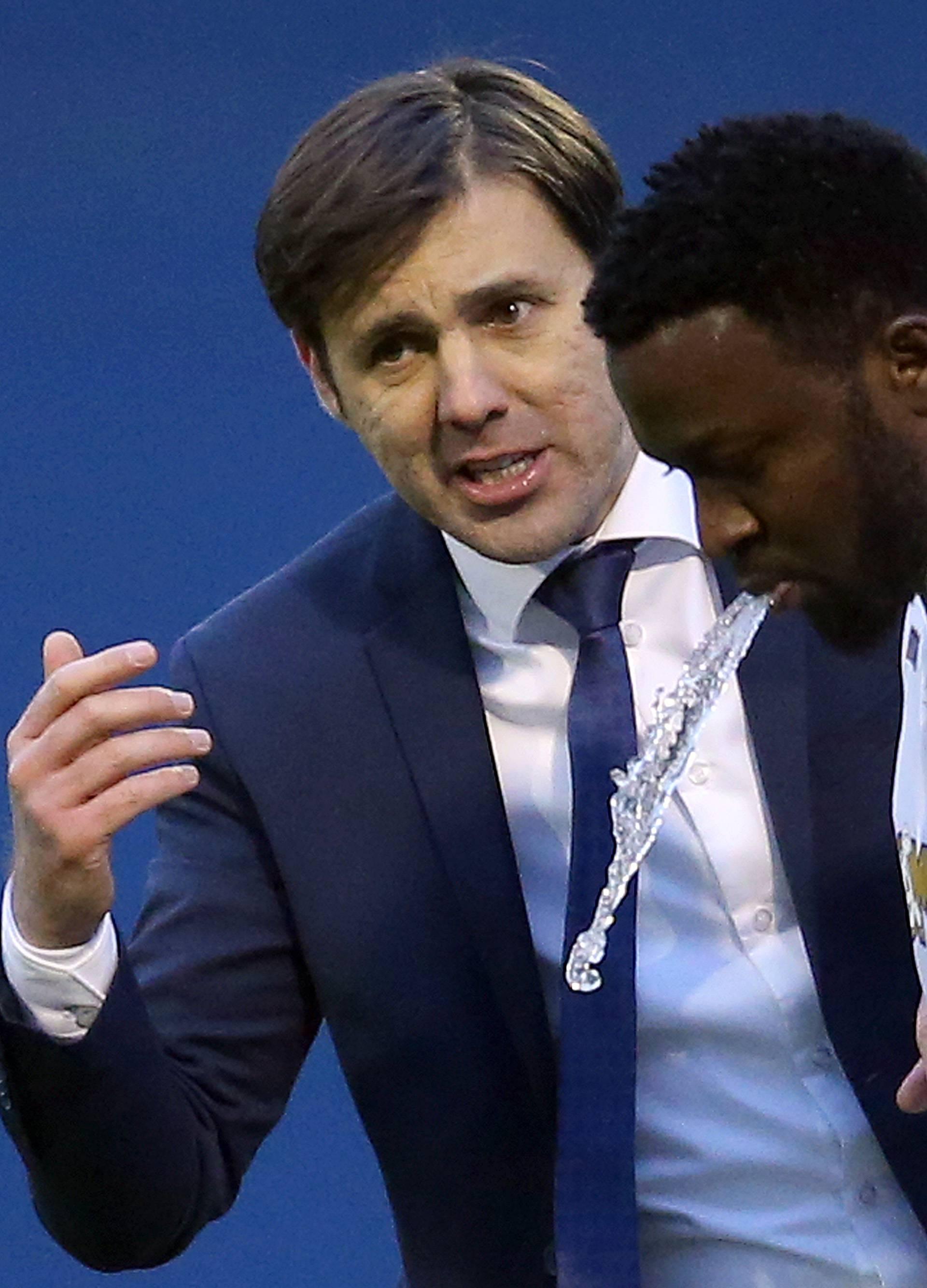 'Zašto igrače Hajduka zovem nadimcima? Pa živimo skupa!'