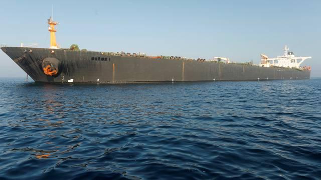 Vozio naftu u Siriju? Upitan je odlazak tankera iz Gibraltara