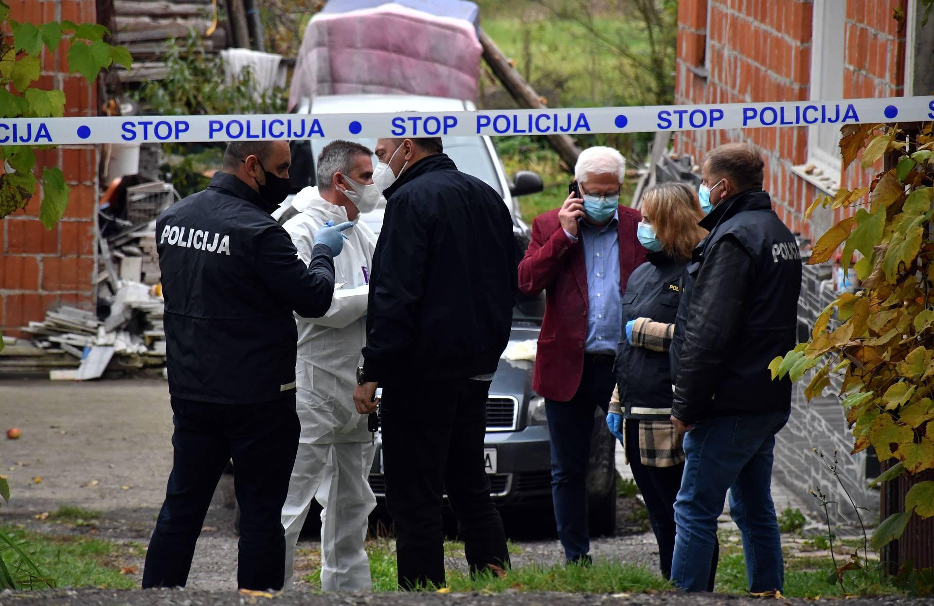 U obiteljskoj kući u Ruševu pronađeno mrtvo tijelo žene