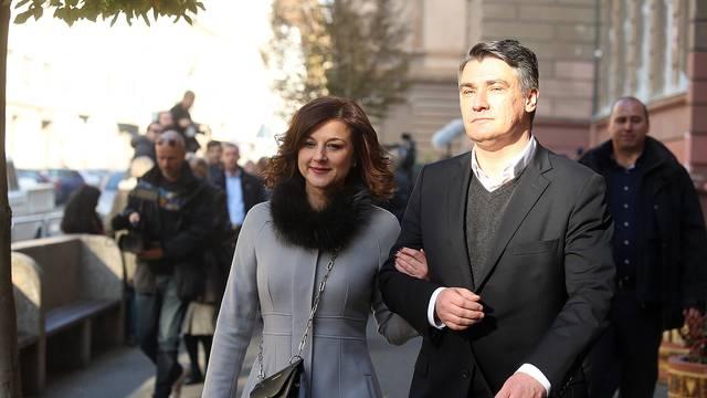 Milanovićeva supruga radila je bez licencije čak sedam godina