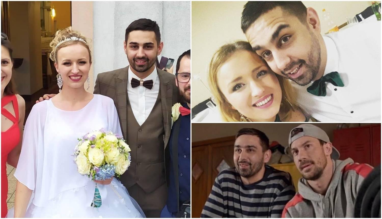 Glumac iz serije 'Na granici' se oženio: 'Otići ćemo u Zanzibar'