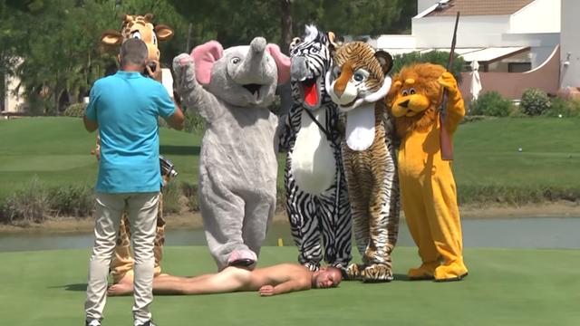 Na safariju Remija Gaillarda životinje love i ubijaju - ljude