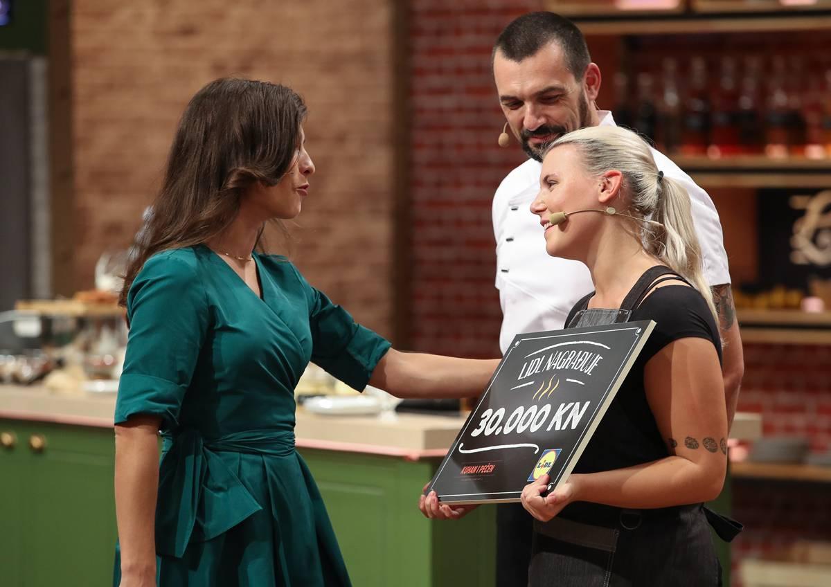 Pobijedila je u 'Kuhan i pečen': 'Čast je kad vas pohvali Gretić'