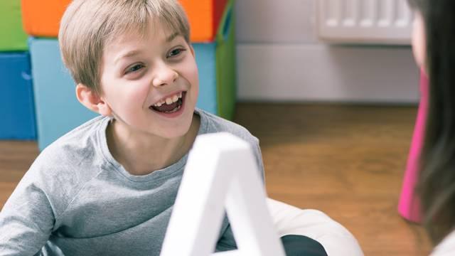 Pomoć prije škole: U 35 sati kod logopeda će izgovoriti 'R'
