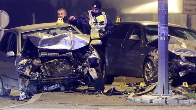 Zagreb: U prometnoj nesreću u Sesvetama smrtno stradala jedna osoba