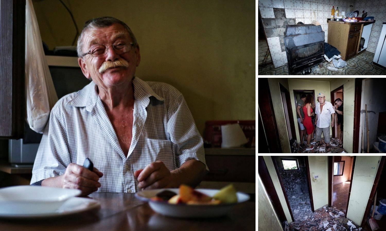 Lovre iz Kaštela, žrtva nasilja, dobit će svoju sobu, otac Boško presretan: 'Želim okupiti djecu'