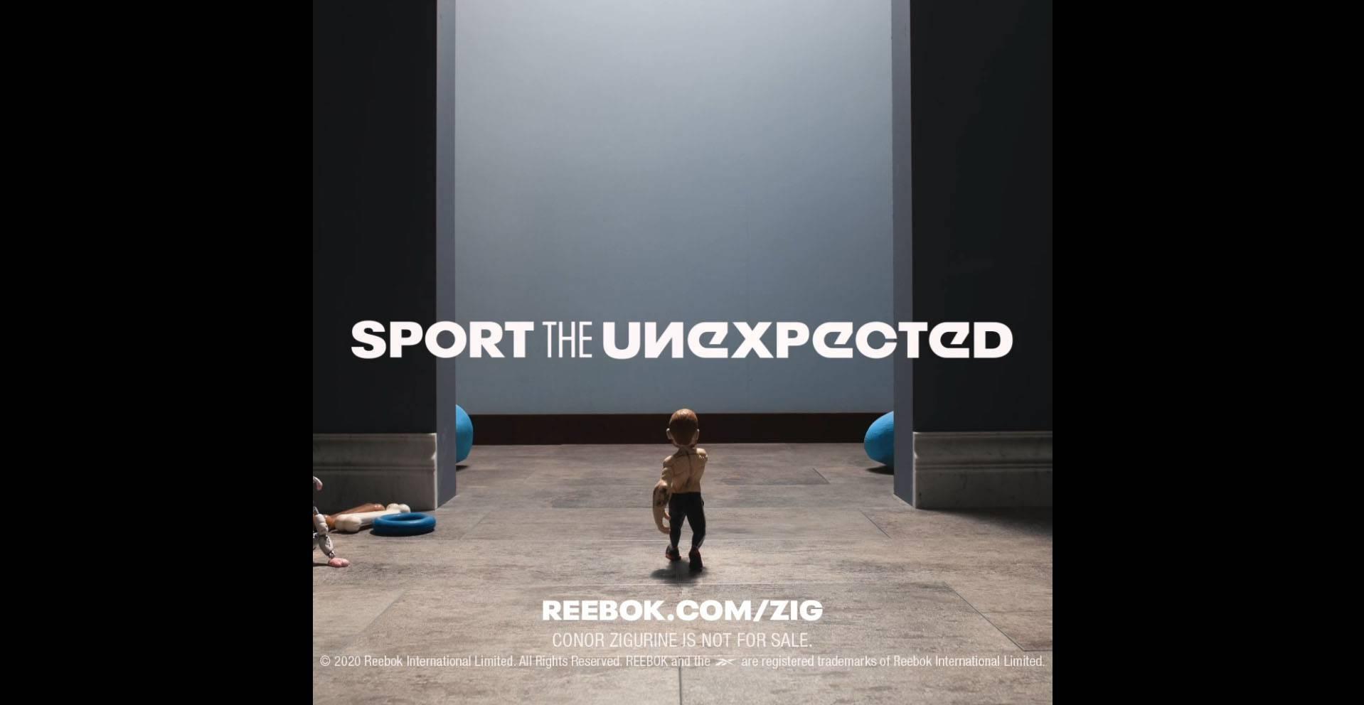Reebok X Conor Mcgregor u kampanji godine