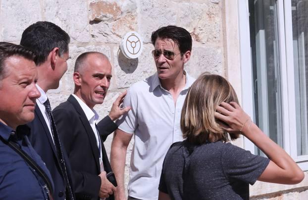 Sinj: Uzvanici na Vojvodovom prijemu u Alkarskim dvorima
