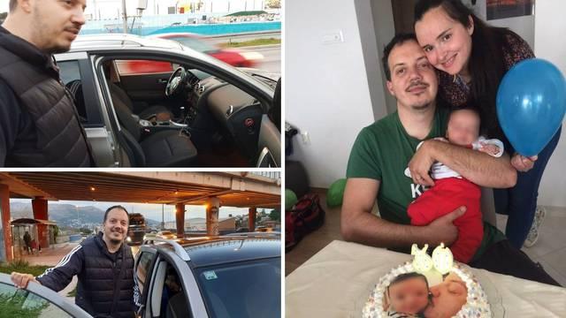 Vozili su se u rodilište, ali mali Niko poremetio im je planove: Gordan porodio ženu u autu