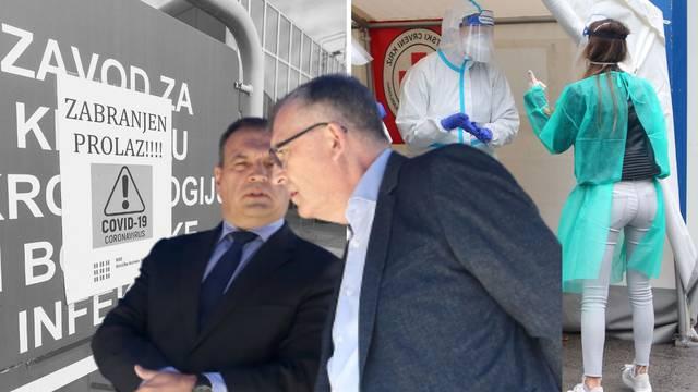 U Hrvatskoj još 520 slučajeva korone, umrlo 29 pacijenata