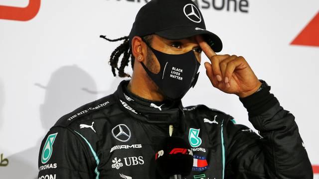 Bahrain Grand Prix - Qualifying - Bahrain International Circuit