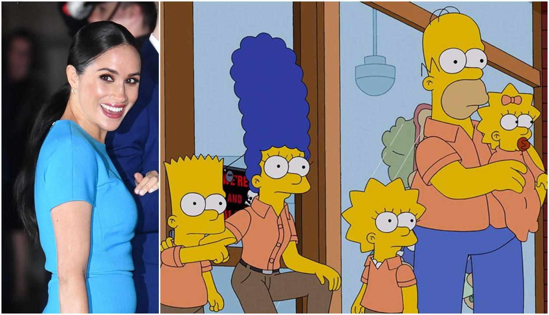 Disney je nije zvao, ali Meghan će posuditi glas u Simpsonima?
