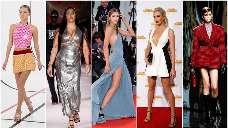Možete li pogoditi tko su slavne majke ovih pet manekenki? One su krenule njihovim stopama