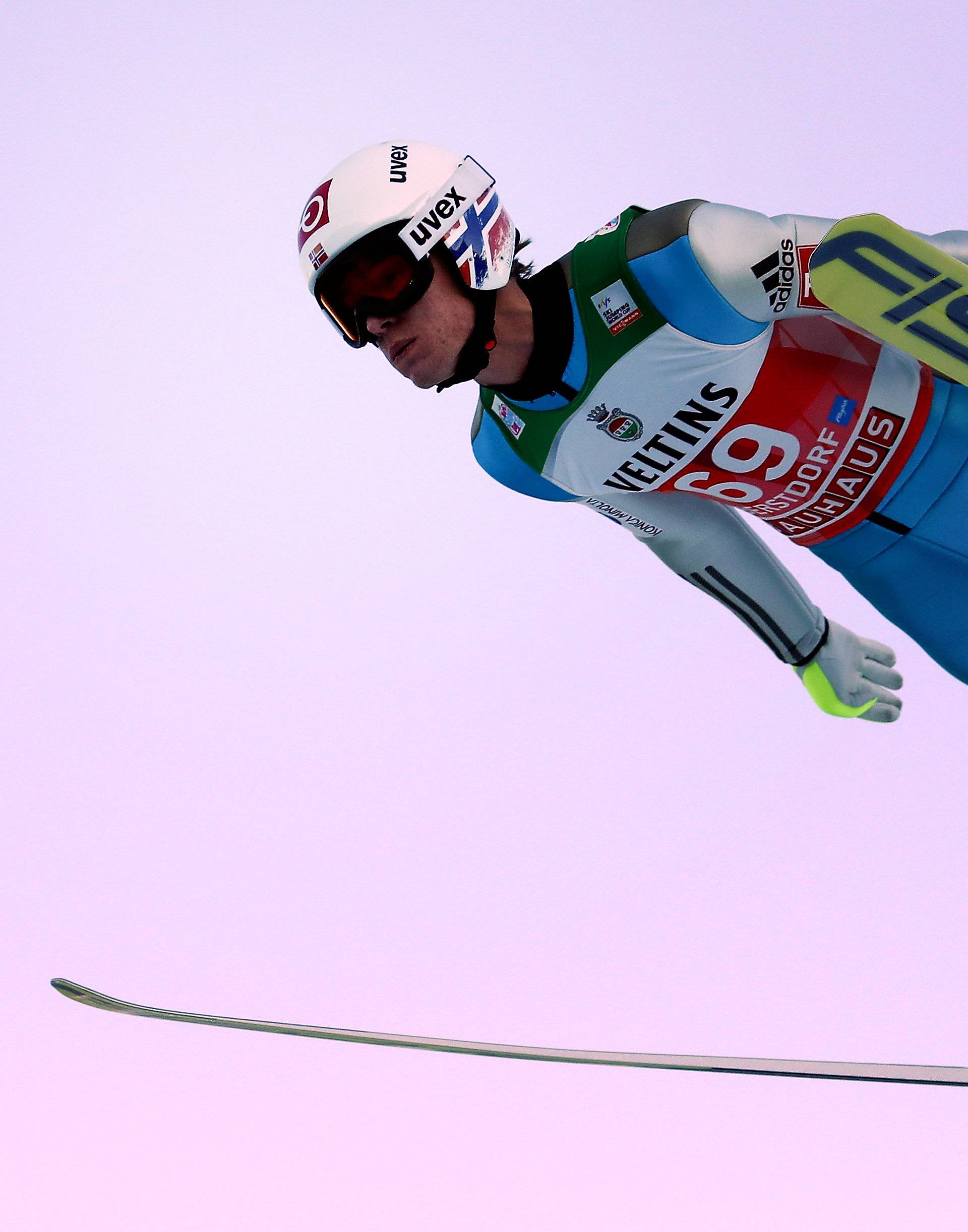 Ski Jumping - 65th four hills tournament trial round