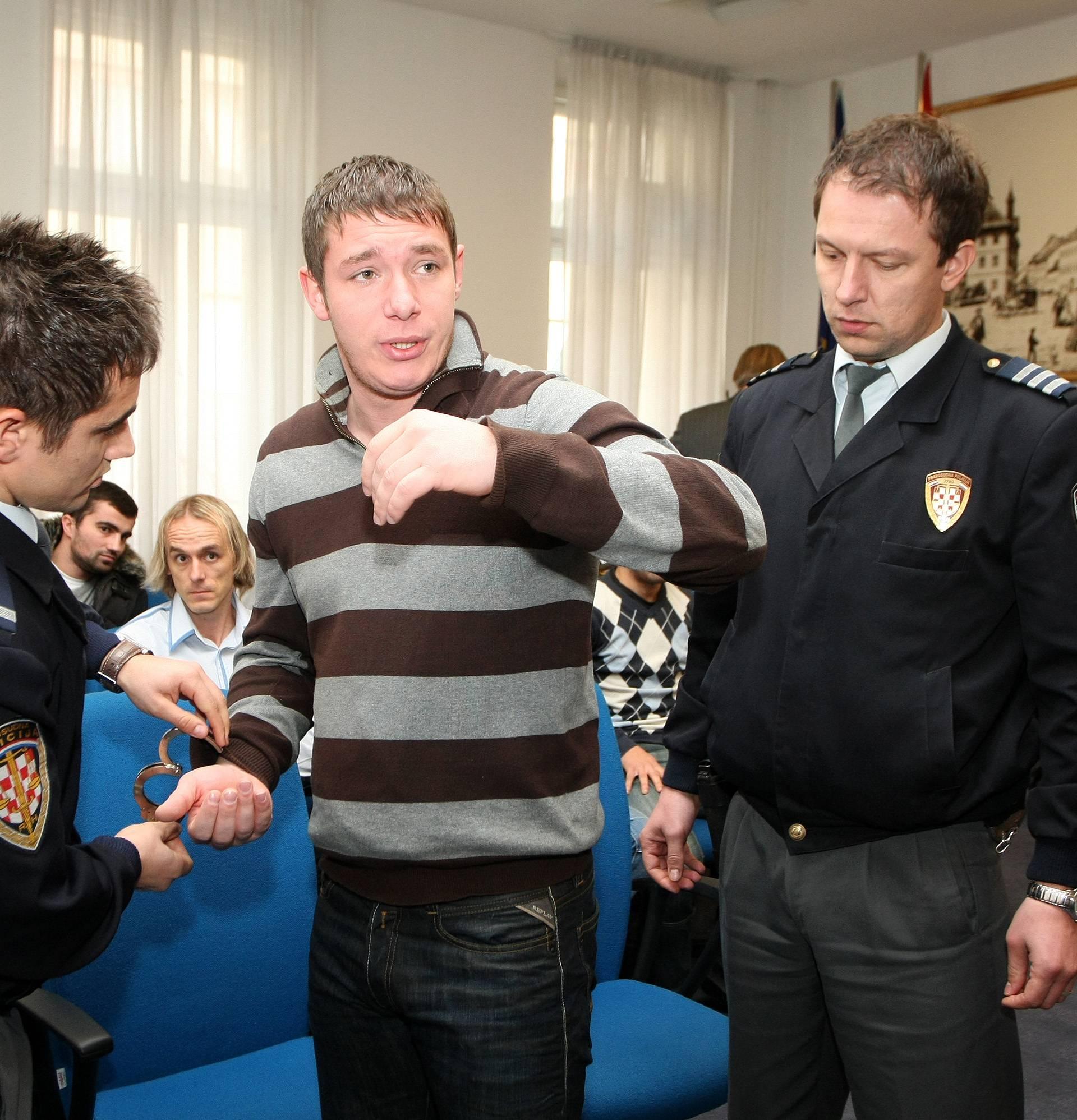 Dario Šušak (30) je prvi Hrvat osuđen u bandi 'Pink Panther'