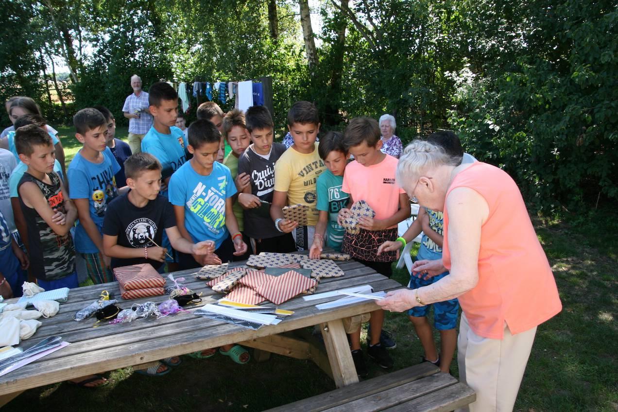 Zbog njih djeca iz Slavonije besplatno idu u Nizozemsku