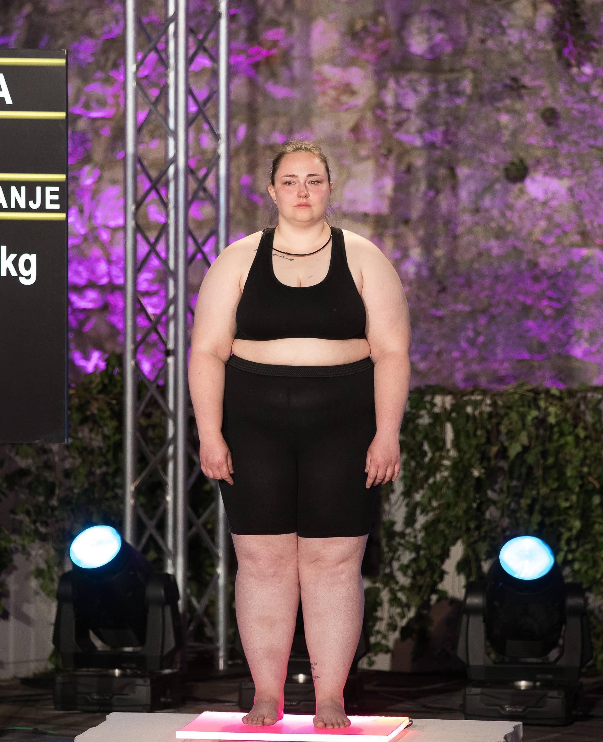 Najteži kandidat: 'Zbog viška kilograma ne mogu  imati djece'