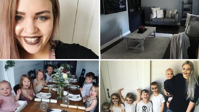 Otkrila svoj trik: Ima šestero djece, a kuća joj je uvijek čista