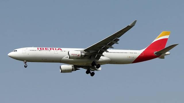 Iberia uvodi zimske letove od Madrida prema Hrvatskoj