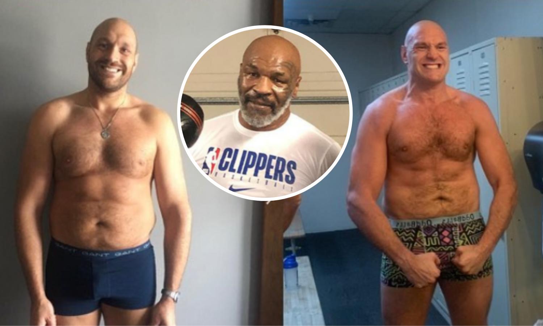 Tyson protiv Tysona! Željezni Mike i Fury u revijalnoj borbi?