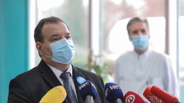 Beroš: Hrvatska je prema broju cijepljenih na 100 stanovnika peta u EU i to daje vjetar u leđa