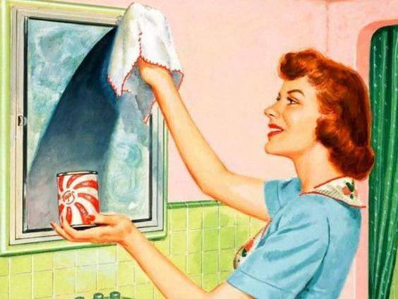 Iskušala je raspored čišćenja iz 1947. godine: 'Iscrpljena sam'