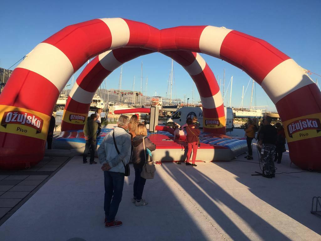 13.000 posjetitelja na Danima hrvatske male brodogradnje