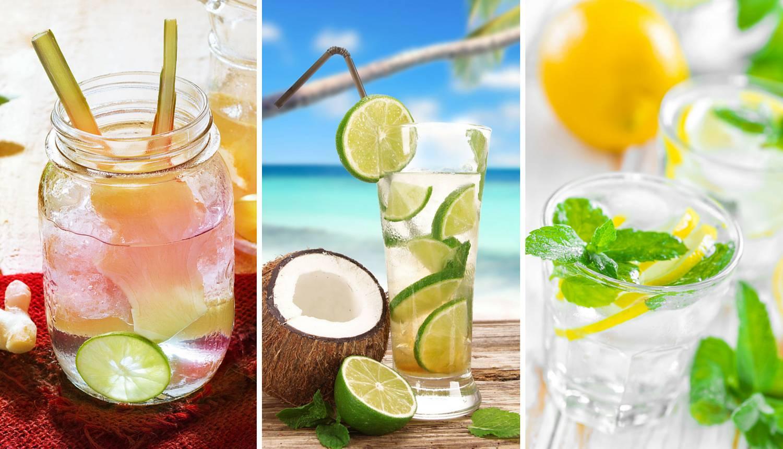 Novo lice limunade: Osvježite se uz bazgu, mentu ili đumbir