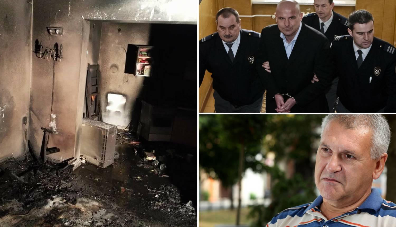 Zapalili vikendicu Ortynskom: Produljili su im istražni zatvor
