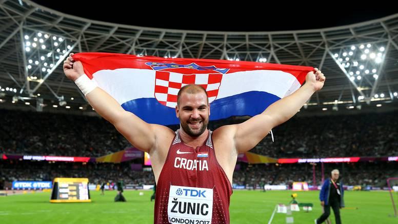 Bacač kugle Stipe Žunić završio karijeru: Nisam se više mogao hrvati sa željom za povratkom