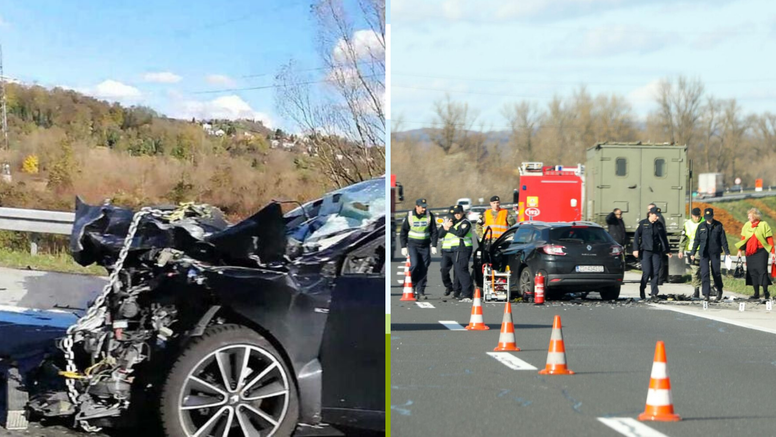 Sudar vozila Hrvatske vojske i auta: Jedan sudionik poginuo