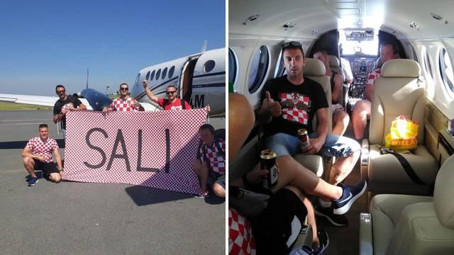 Navijači iz Salija unajmili avion da dođu u Glasgow, a završili u Pragu u kultnoj pivnici Hajduka