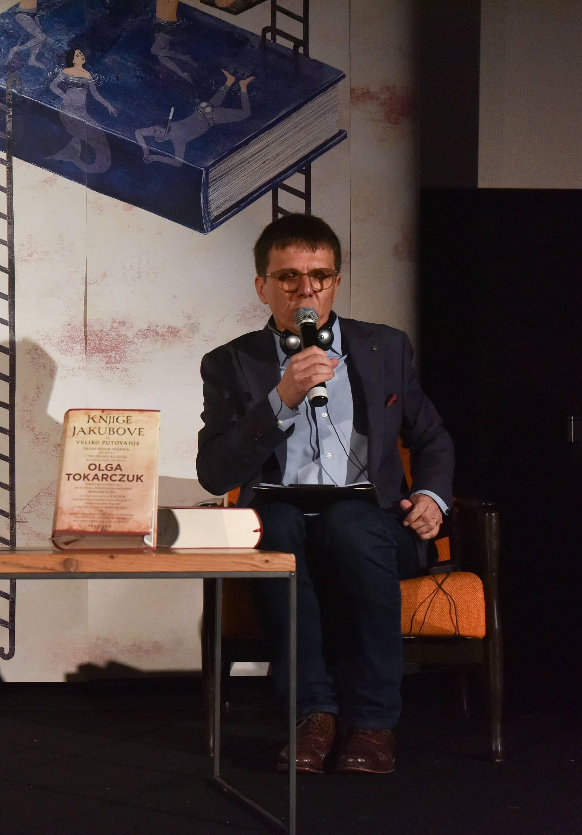Zagreb: U kinu Europa otvoren Festival svjetske knji??evnosti