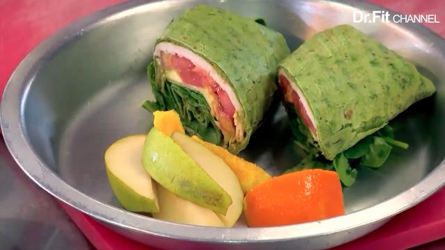 """Zeleno, fino i zdravo! """"Zeleni"""" puran savršeno je jelo za vas"""