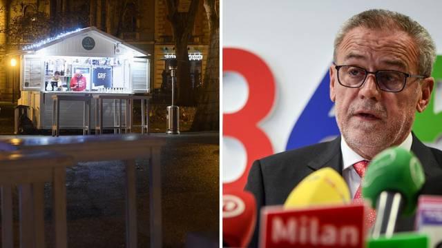 'Milan Bandić je morao ići na natječaj za adventske kućice'