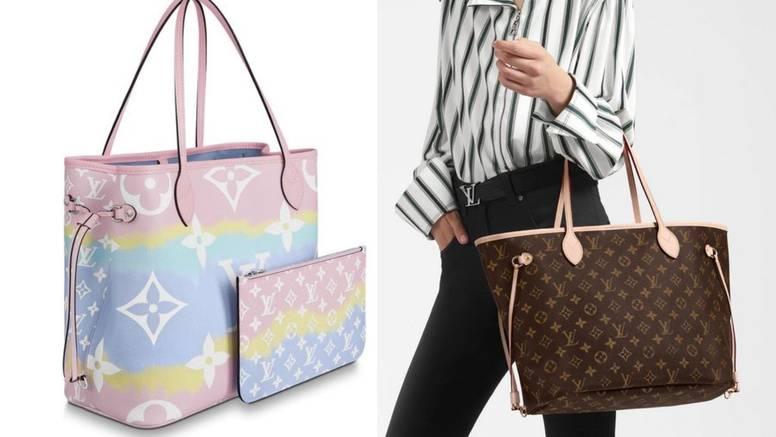 Louis Vuitton Neverfull: Torba s potpisom za stylish putovanja