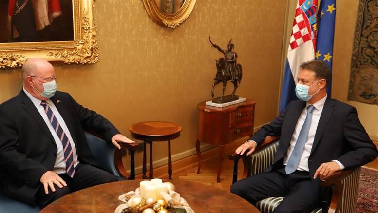 Zadnji susret Kohorsta i Jandrokovića: LNG terminal je važna ostavština veleposlanika