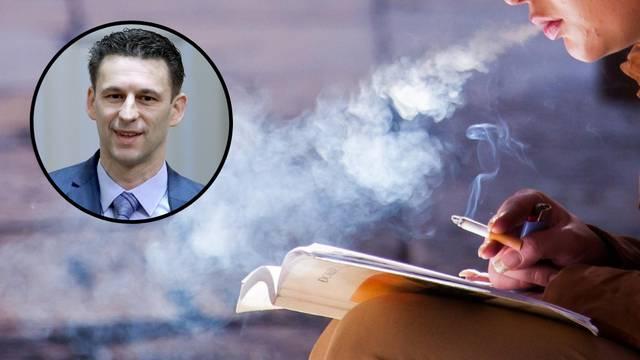 'Zabraniti pušenje i na ulici, a alkohol u trgovinama sakriti...'