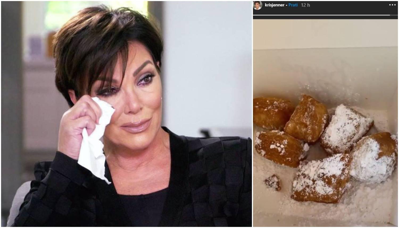 Oglasila se Kris: Objavila je što jede, ne osvrće se na skandal...