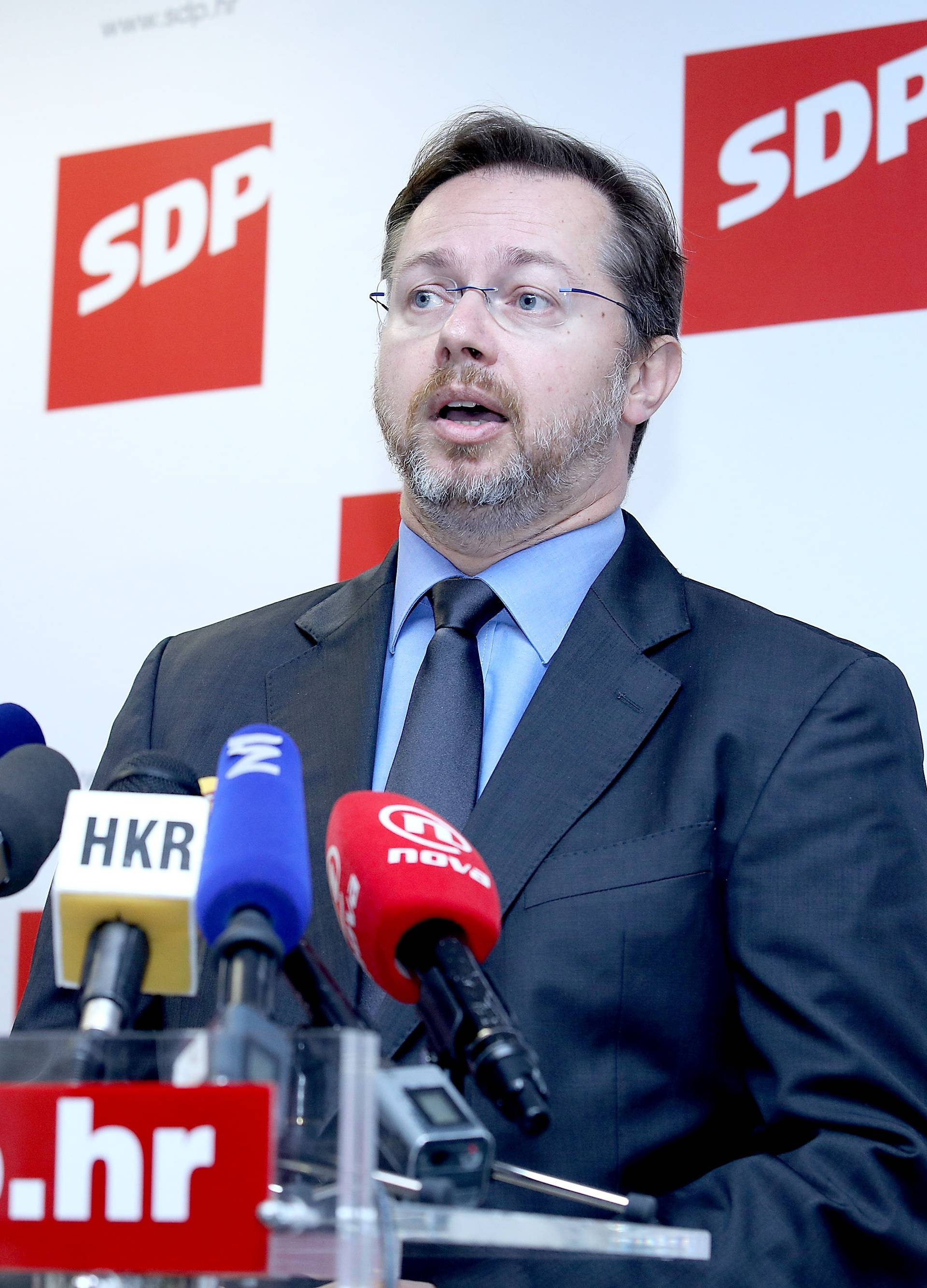 Varga: Odlazim iz SDP-a, ovo vodstvo ne promiče vrijednosti