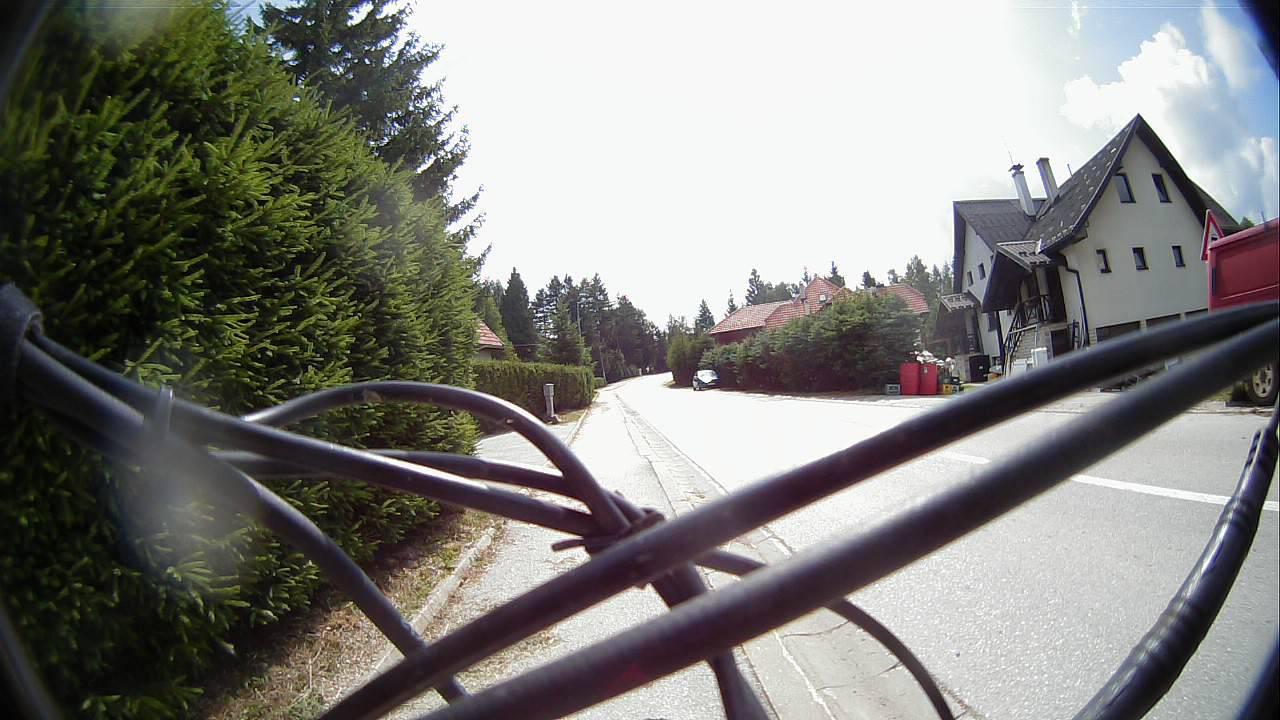 Lopov ukrao Rimčev bicikl, ali nije računao na GPS i kameru...