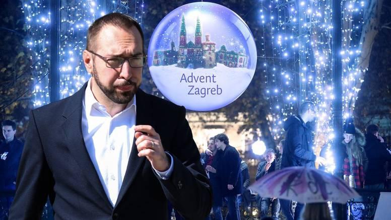 Raspisan natječaj za adventske kućice u Zagrebu: Najskuplji najam na Trgu i u Gajevoj ulici
